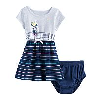 Disney's Minnie Mouse Baby Girl Skater Dress by Jumping Beans®