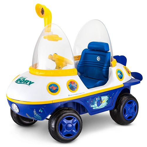 Disney / Pixar Finding Dory Submarine Ride-On