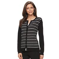 Women's Croft & Barrow® Button-Down Cardigan