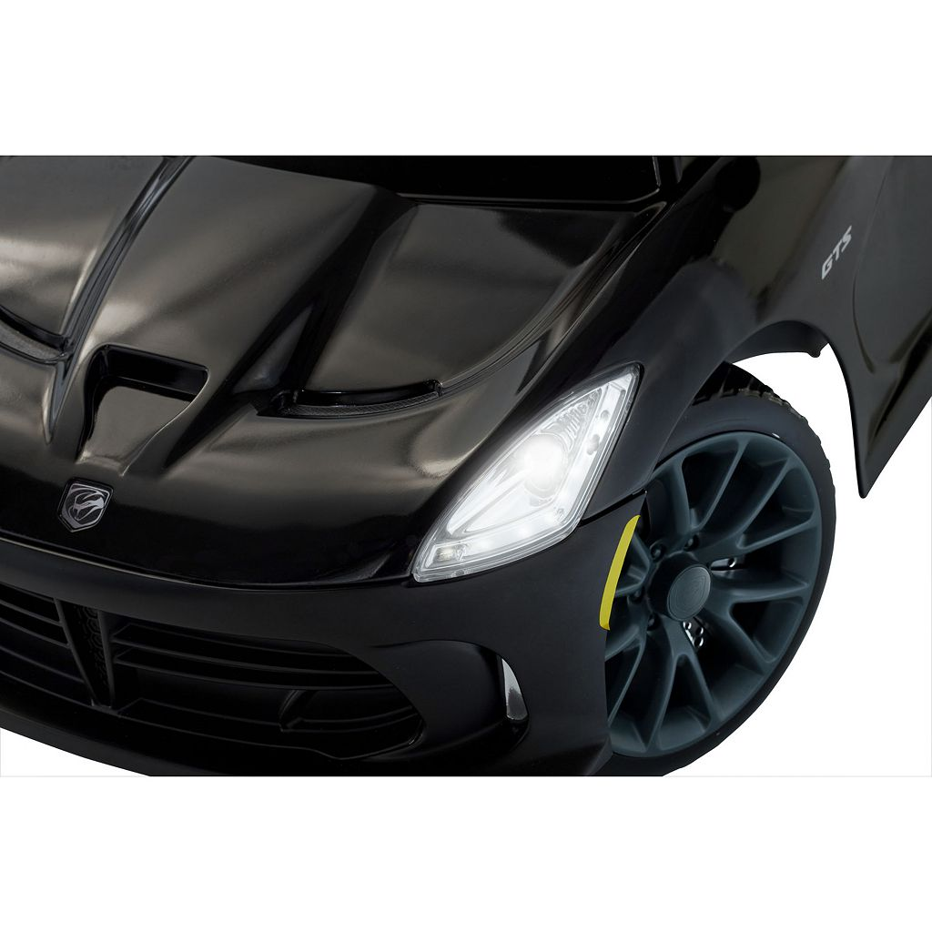 Dodge Viper Black Ride-On