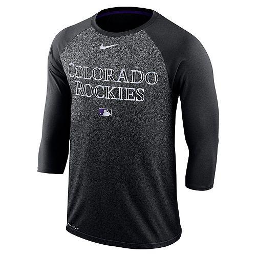 Men's Nike Colorado Rockies Legend Baseball Tee