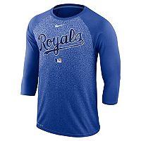 Men's Nike Kansas City Royals Legend Baseball Tee