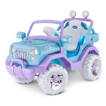 Disney's Frozen 4x4 Ride-On