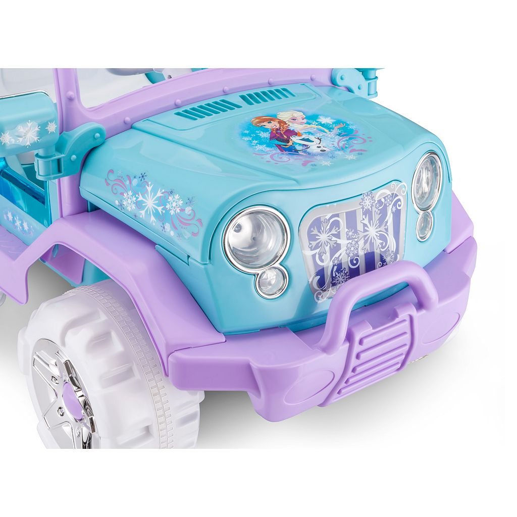 Disney's Frozen 4x4 Ride-On