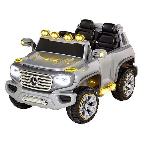 Mercedes Benz Ener-G-Force Ride-On