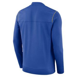 Men's Nike Milwaukee Brewers Dry Knit Jacket