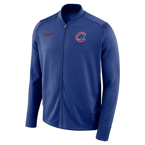 Men's Nike Chicago Cubs Dry Knit Jacket