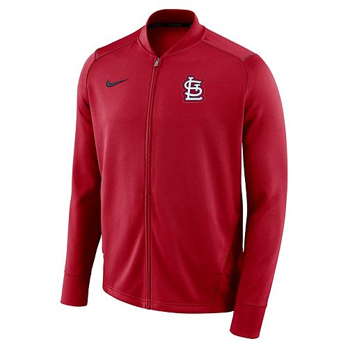 Men's Nike St. Louis Cardinals Dry Knit Jacket