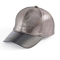 madden NYC Women's Shimmer & Shine Baseball Cap