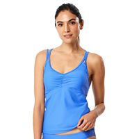 Women's Speedo Keyhole Tankini Top