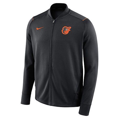 Men's Nike Baltimore Orioles Dry Knit Jacket