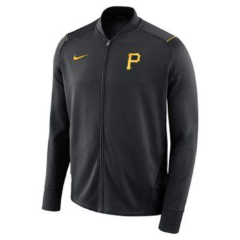 Men's Nike Pittsburgh Pirates Dry Knit Jacket
