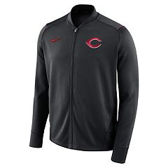 Men's Nike Cincinnati Reds Dry Knit Jacket