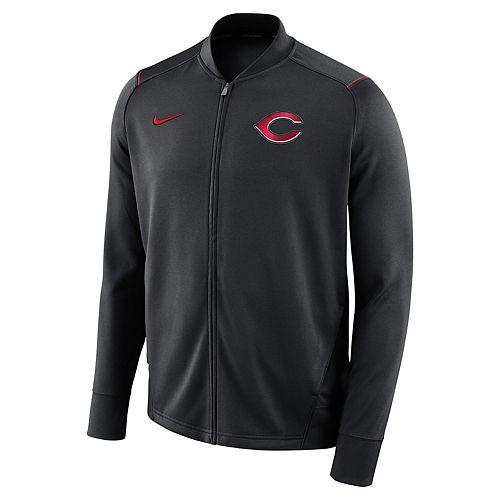 Men's Nike Cincinnati Reds Dry Knit Jacket