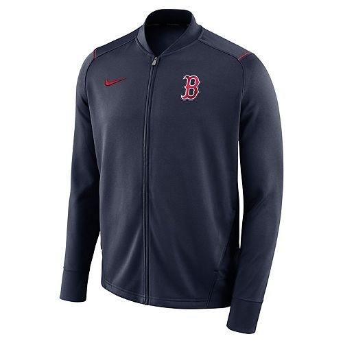 separation shoes b48d4 e7b96 Men's Nike Boston Red Sox Dry Knit Jacket