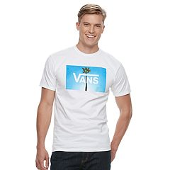 Men's Vans Sole Time Tee