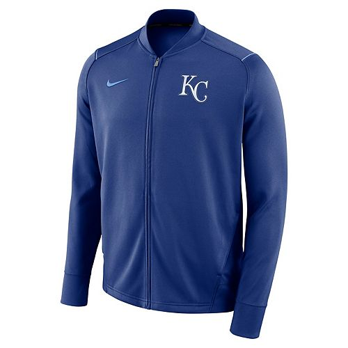 Men's Nike Kansas City Royals Dry Knit Jacket