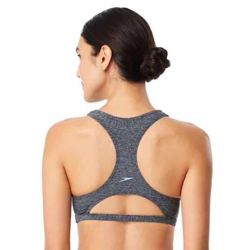 Women's Speedo High-Neck Bikini Top