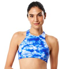 Women's Speedo High-Neck Bikini Top