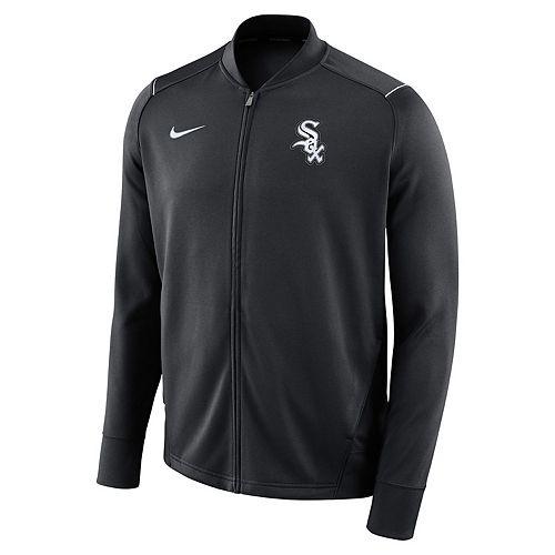Men's Nike Chicago White Sox Dry Knit Jacket