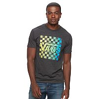 Men's Vans Checks Out Tee
