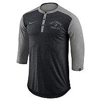 Men's Nike Baltimore Orioles Flux Henley
