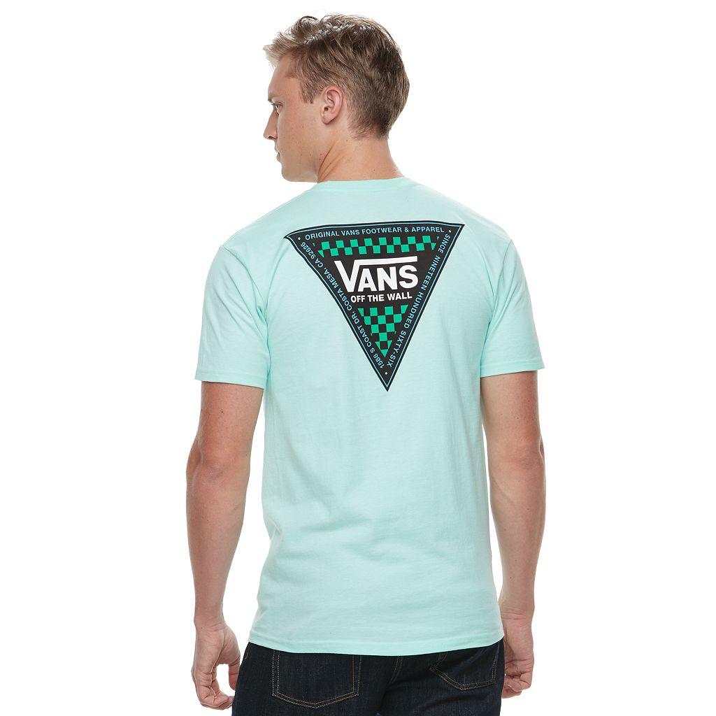 Men's Vans Corner Edge Tee