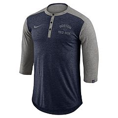 Men's Nike Boston Red Sox Flux Henley