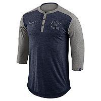 Men's Nike Detroit Tigers Flux Henley