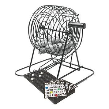J.B. Nifty Bingo Game Set