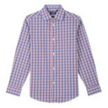 Boys 8-20 Chaps Button-Down Plaid Shirt