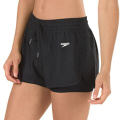 Women's Speedo Hydro Volley 2-in-1 Swim Shorts