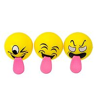 J.B. Nifty 3-pack LED Flying Emoji Ball