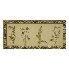 Mohawk® Home Herb Tiles Kitchen Rug