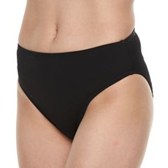 Women's Speedo Core Compression High-Waisted Bikini Bottoms