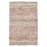 Kaleen Cord Striated Wool Blend Rug