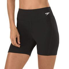 Women's Speedo Compression Jammer Swim Shorts
