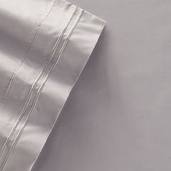 Grand Collection Microfiber Double Marrow Sheet Set