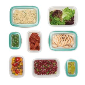 OXO Good Grips 16-pc. Smart Seal Plastic Container Set