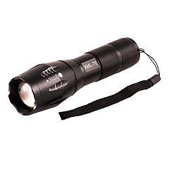 Grease Monkey Nightfire Zoom Flashlight