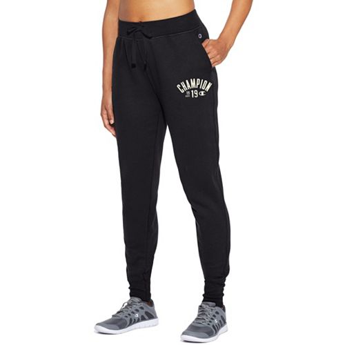 Women's Champion Fleece-Lined Jogger Pants