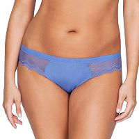 Parfait by Affinitas Lydie Chevron Lace Bikini Panty P5443