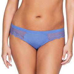 Parfait Lydie Chevron Lace Bikini Panty P5443