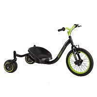 Kids Huffy Green Machine Drift Trike