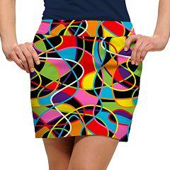 Women's Loudmouth Printed Golf Skort