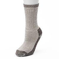 Women's SONOMA Goods for Life™ Trekking Wool Blend Crew Socks