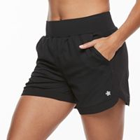 Women's Tek Gear® Mixed Media Shorts