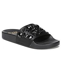 Fergalicious Melinda Women's Slide Sandals