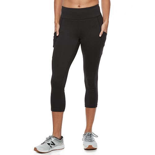 Women's Tek Gear® Side-Pocket Capris