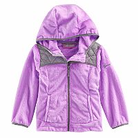 Girls 4-16 Free Country Lightweight Faux Fur Jacket